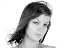 Sexy girl portrait Stock Photography