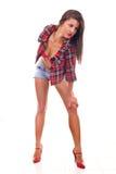 Sexy girl posing Stock Photo