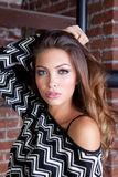 gorgeous young woman Royalty Free Stock Images