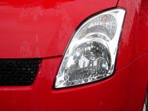 Sexy Headlight. Bright Car Headlight Royalty Free Stock Images
