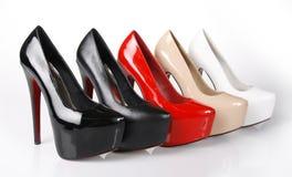 Sexy heels Stock Photo