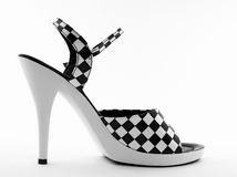 Sexy high heel shoe Royalty Free Stock Images