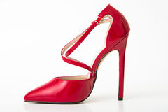 Sexy high heels Royalty Free Stock Images