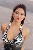 Sexy Hispanic woman Stock Images