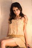 Hispanic woman. Stock Photography