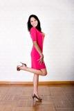 Sexy hispanic woman pose Stock Photography