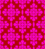 hot red pink pattern Royalty Free Stock Photo