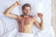 Sexy jonge mens stock foto's