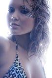 Sexy jonge vrouw Royalty-vrije Stock Foto's