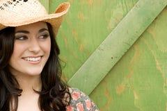 sexy kowbojka Zdjęcie Stock