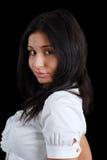 latino vrouw Stock Foto