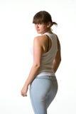 Sexy Latino Woman Stock Image