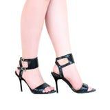 Sexy legs Stock Photography