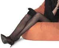 Sexy legs of woman Royalty Free Stock Photography