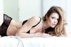 Sexy lingerie Stock Afbeelding