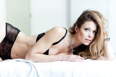 Sexy lingerie Stock Image