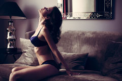 Sexy lingerie Royalty Free Stock Images