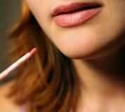 Sexy lips Stock Photos