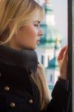 Sexy look. A small series of photos. Elena Stock Photos