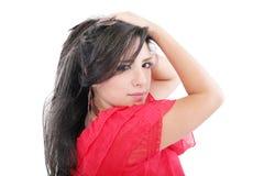 looking woman Royalty Free Stock Photos