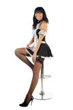 Sexy maid Stock Photos