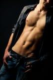 Sexy man Stock Image