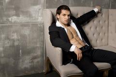 Sexy man Stock Photos