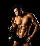 Sexy Mann stockfotos