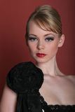 Sexy mannequin headshot Royalty-vrije Stock Afbeelding