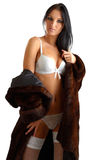 Sexy meisje Royalty-vrije Stock Foto's