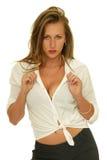 Sexy model Stock Image