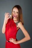 Sexy model met suiker Stock Afbeeldingen
