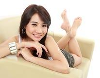 Sexy model Stock Photo