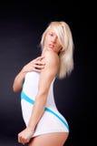 Sexy model posing Stock Photo