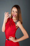 model with sugar Stock Images
