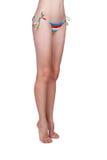 Sexy model wearing bikini Stock Photo