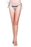 Sexy model wearing bikini Royalty Free Stock Photo