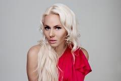Sexy mooie jonge vrouw Royalty-vrije Stock Fotografie