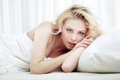 Sexy morning Stock Photo