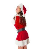 Sexy Mrs Claus Stock Photos