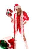 Sexy Mrs Santa Claus Royalty Free Stock Image