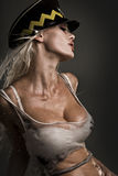 Sexy nat model Stock Foto
