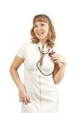 Sexy nurse Royalty Free Stock Photo