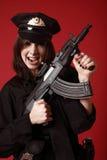 officer Stock Image