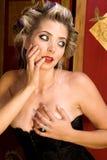 Sexy Pin-up girl. Royalty Free Stock Photos