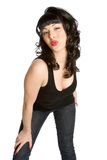 Pinup Girl Stock Images