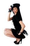 police woman Stock Photo