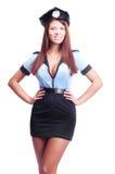 policewoman Royalty Free Stock Photo