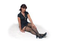 Sexy Retro Pinup Girl  Royalty Free Stock Photos