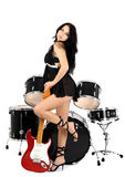 'sexy' rocha-n-role Fotos de Stock
